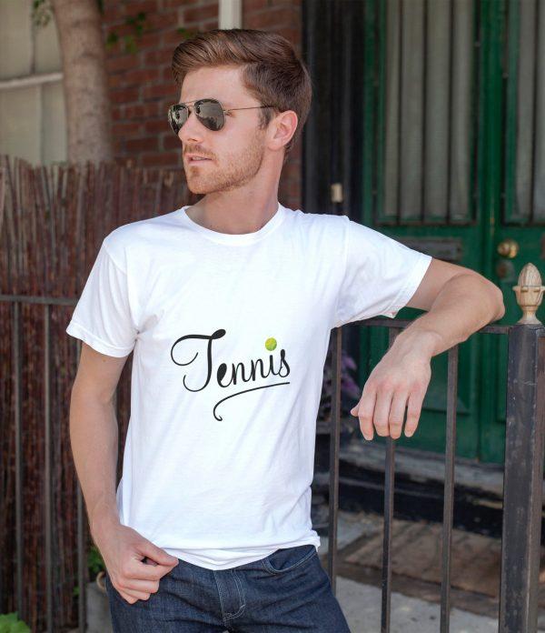 Tennis Istanbul mağaza tasarım t-shirt