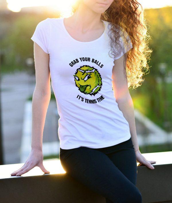 Tennis Istanbul mağazamızda unisex tasarım T-shirt