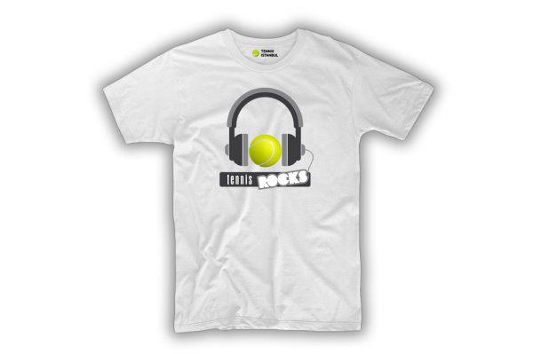 Tennis Istanbul mağazamızda sporculara özel tasarım T-shirt