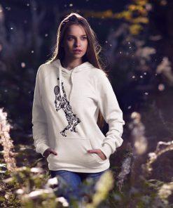 beyaz-kapişonlu-sweatshirt