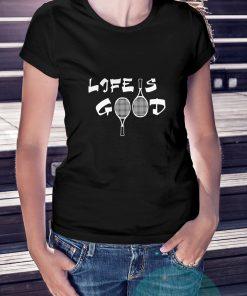 siyah-kadın-tenis-tshirt